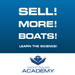 Premium boat sales training program